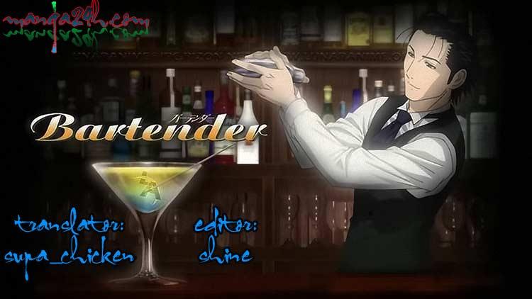 Bartender chap 33 Trang 1 - Mangak.info