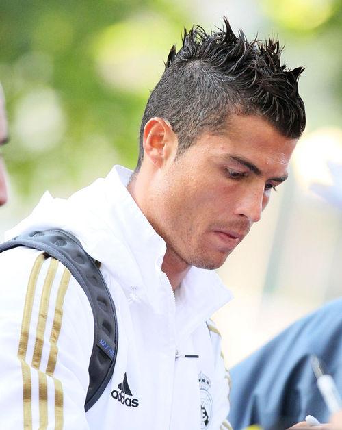 Cristiano Ronaldo Corte De Pelo
