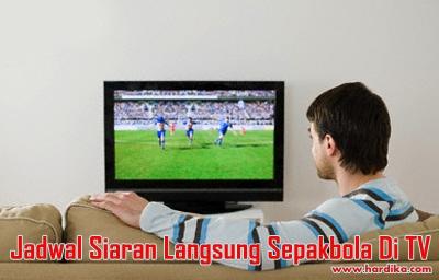 Jadwal Siaran Langsung Sepakbola 11, 12, 13 dan 14 Januari 2013