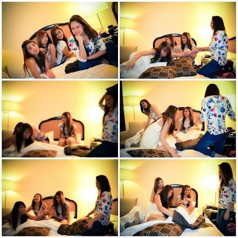 InterCon Hotel: Girls Just Wanna Have Fun