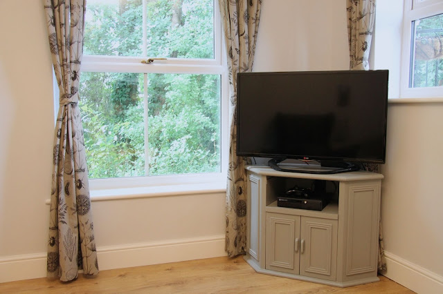 DIY TV cabinet