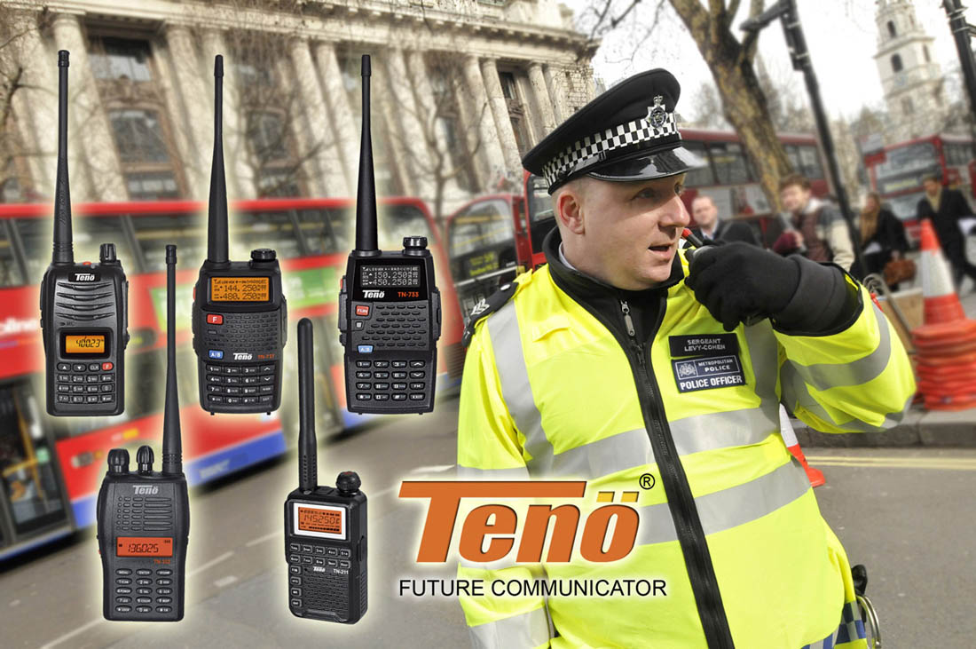 ATUHORIZED DEALER RADIO HT TENO