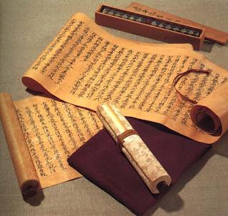 Sejarah Adanya Kertas dan Penemuan Kertas