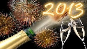Szczęśliwego Nowego 2013 Roku !!!!!!!!!!