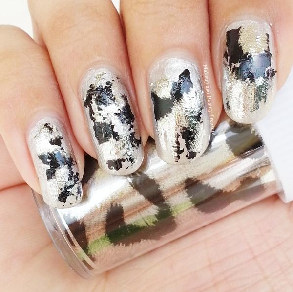 Nail Cake Born Pretty Store Review: Makeup And Beauty Treasure: Born Pretty Store Leopard Nail