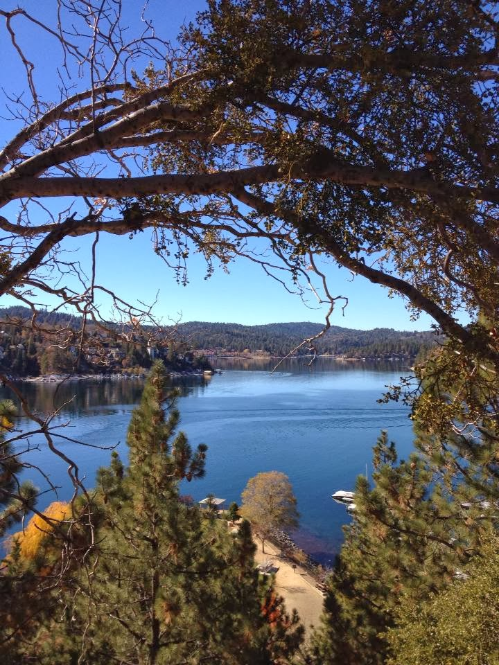 A Peek Inside Lake Arrowhead California