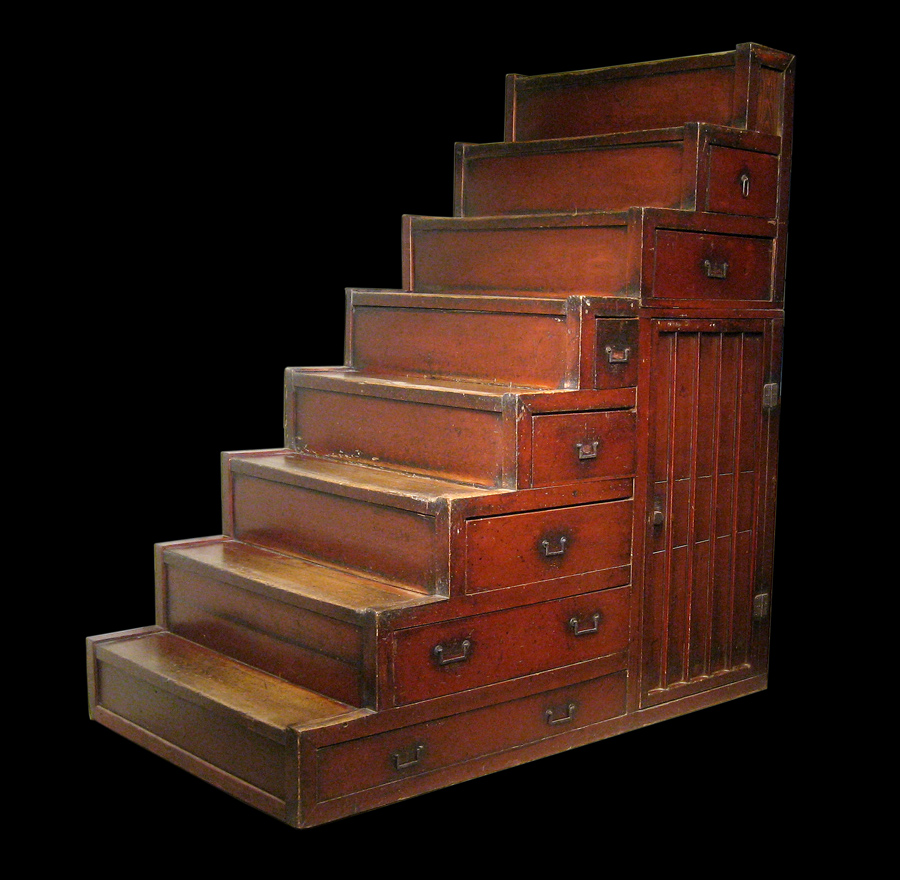 Attrayant Inspiration Of The Week: Japanese Tansu Step Chest