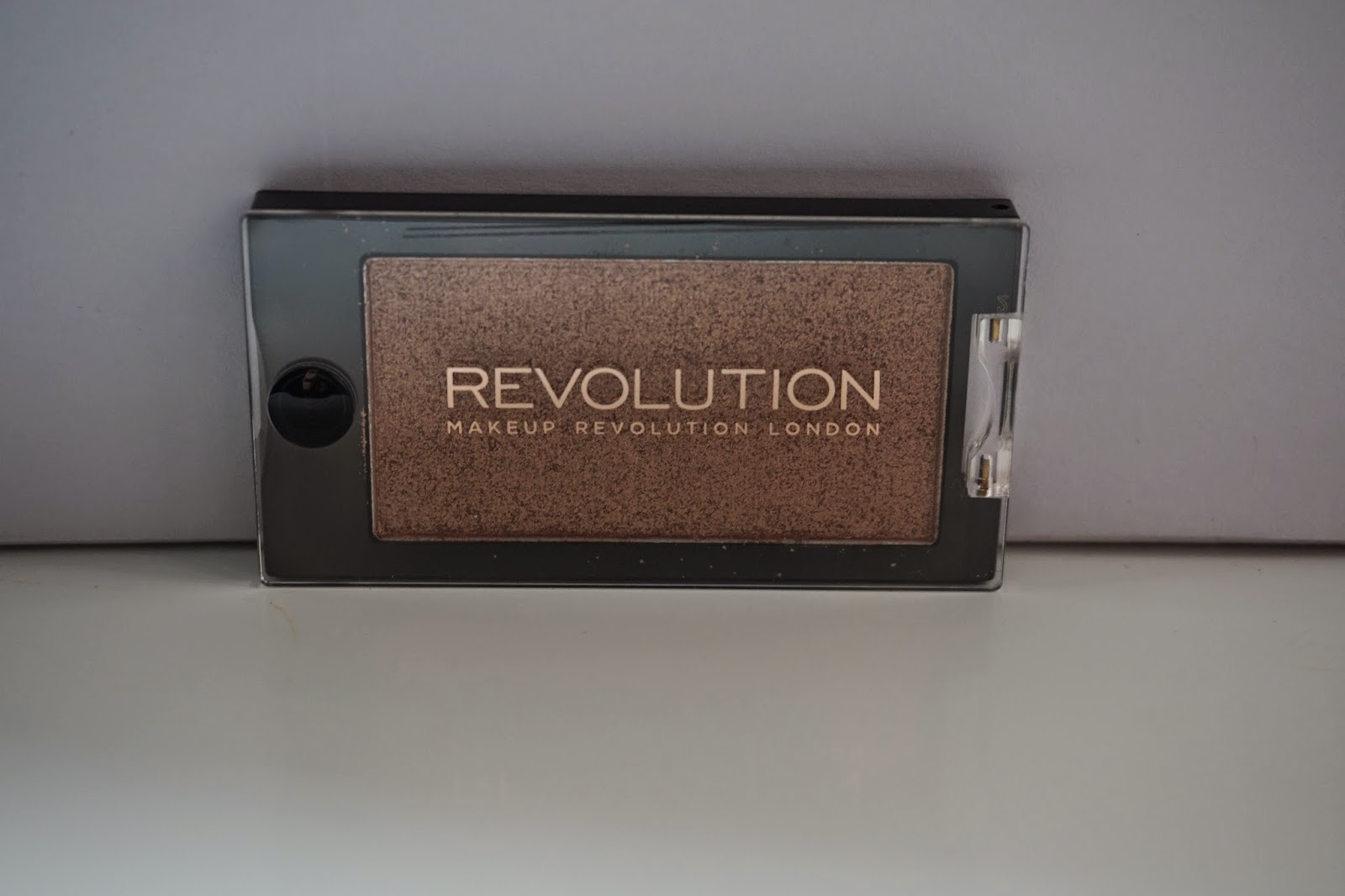 Makeup Revolution The Promised Land Collection Mountains of Gold - Dusty Foxes Beauty Blog