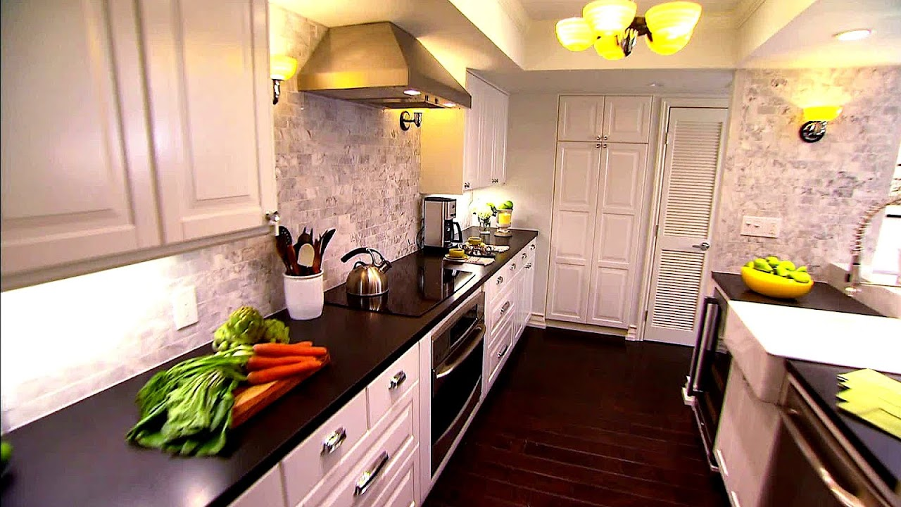 Hgtv Painting Kitchen Cabinets