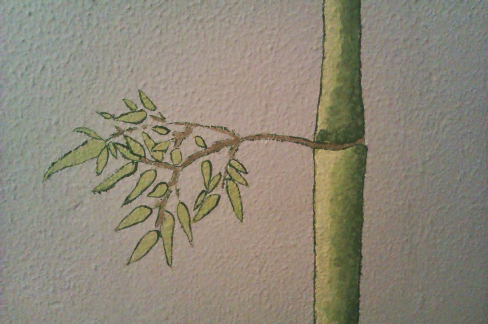 Portafolio online de cristo sicardo raya habitaci n for Color bambu pintura