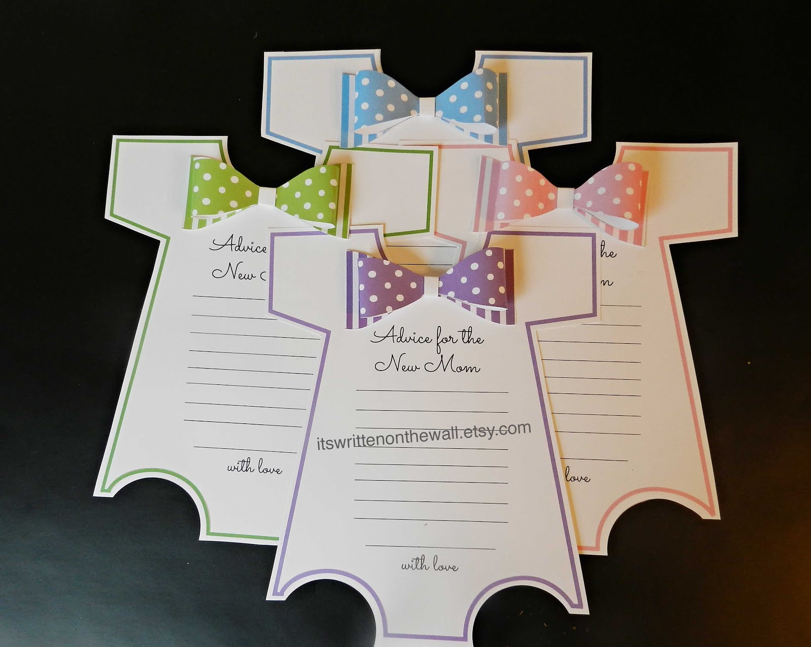 See ALL our Baby Shower Games!