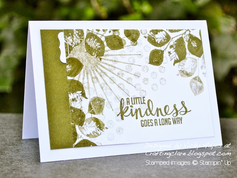 Buy Kinda Eclectic by Stampin' Up online from UK independent Stampin' Up demonstrator Vicky Hayes