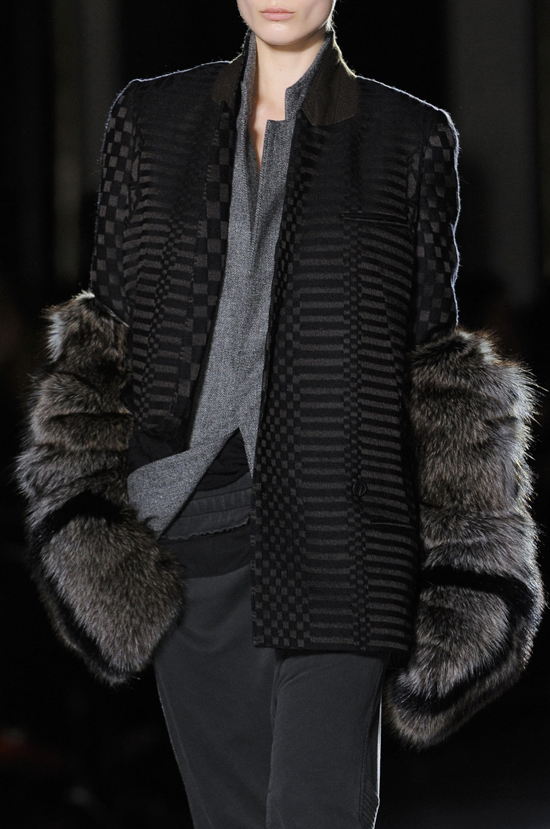 Haider Ackermann Fall Winter 2014 collection, Paris fashion week