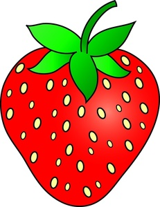 Animated Strawberry Clip Art Creative and Cur...