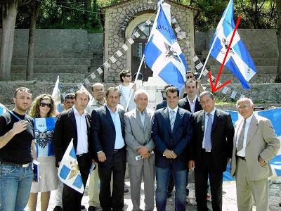 Spiro Ksera arvanitas o un greco nel parlamento albanese ?