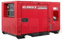 Genset Elemax SHX 8000 Di - Jual Elemax SHX 8000 Di Bekasi