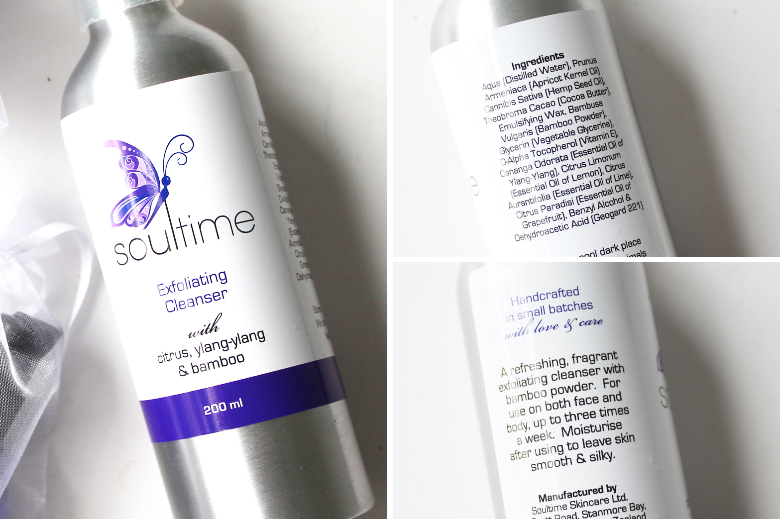 SOULTIME SKINCARE | Reviews - CassandraMyee