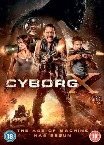 Cyborg X Legendado