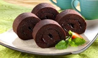 cara membuat brownies gulung kukus bogor