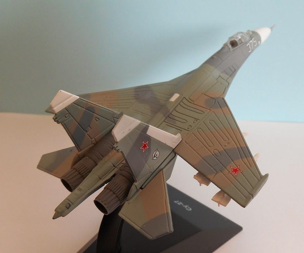 soviet sukhoi 27