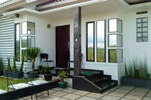 rancangan teras minimalis