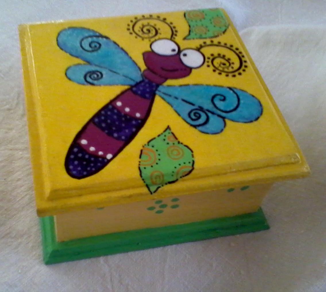 El rinconcito de la negra cajas decoradas - Cajas decoradas a mano ...