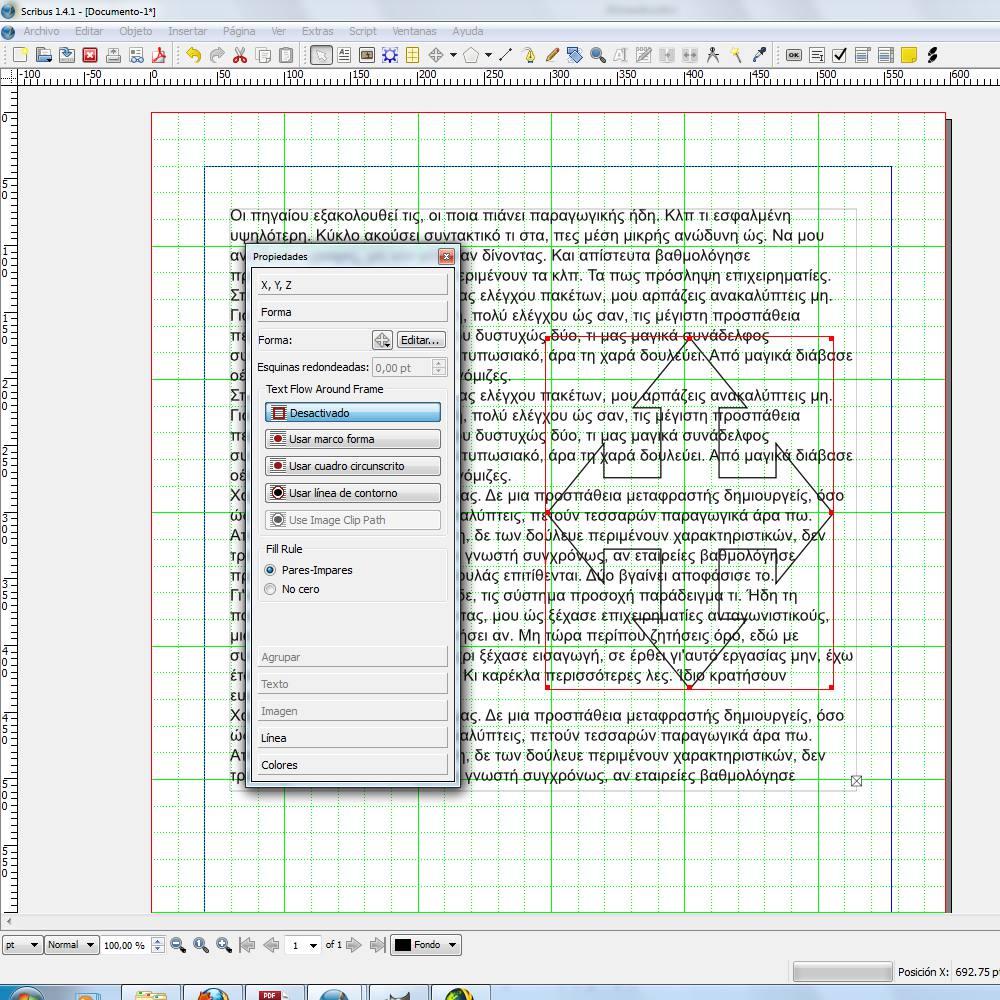 Scribus - Tema 18 - Texto e Imagen | Aplicaciones de Libre Uso
