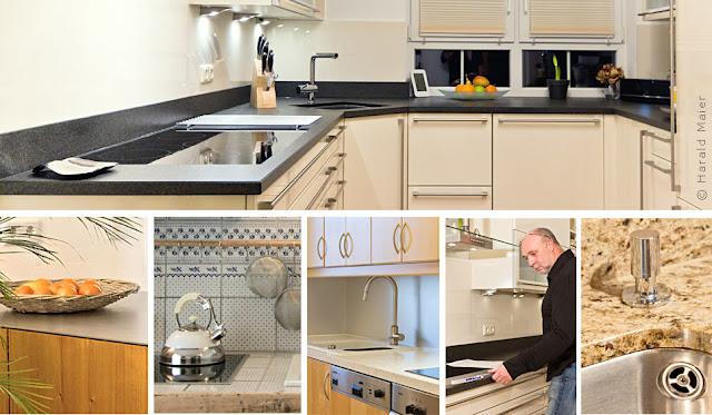Küchenarbeitsplatte, Pflege, Arbeitspaltten, reinigen, pflegen, Tipps, Informationen