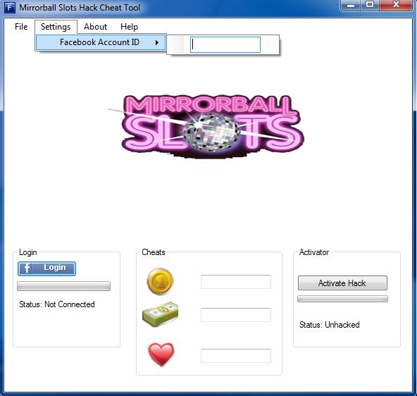 mirrorball slots hack