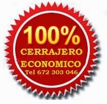 Cerrajero en Arroyo de la Miel económico