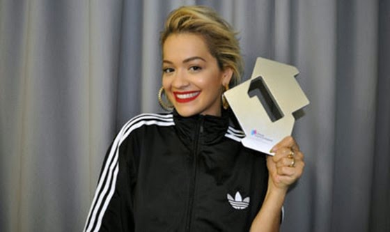 Rita Ora, Official Number 1