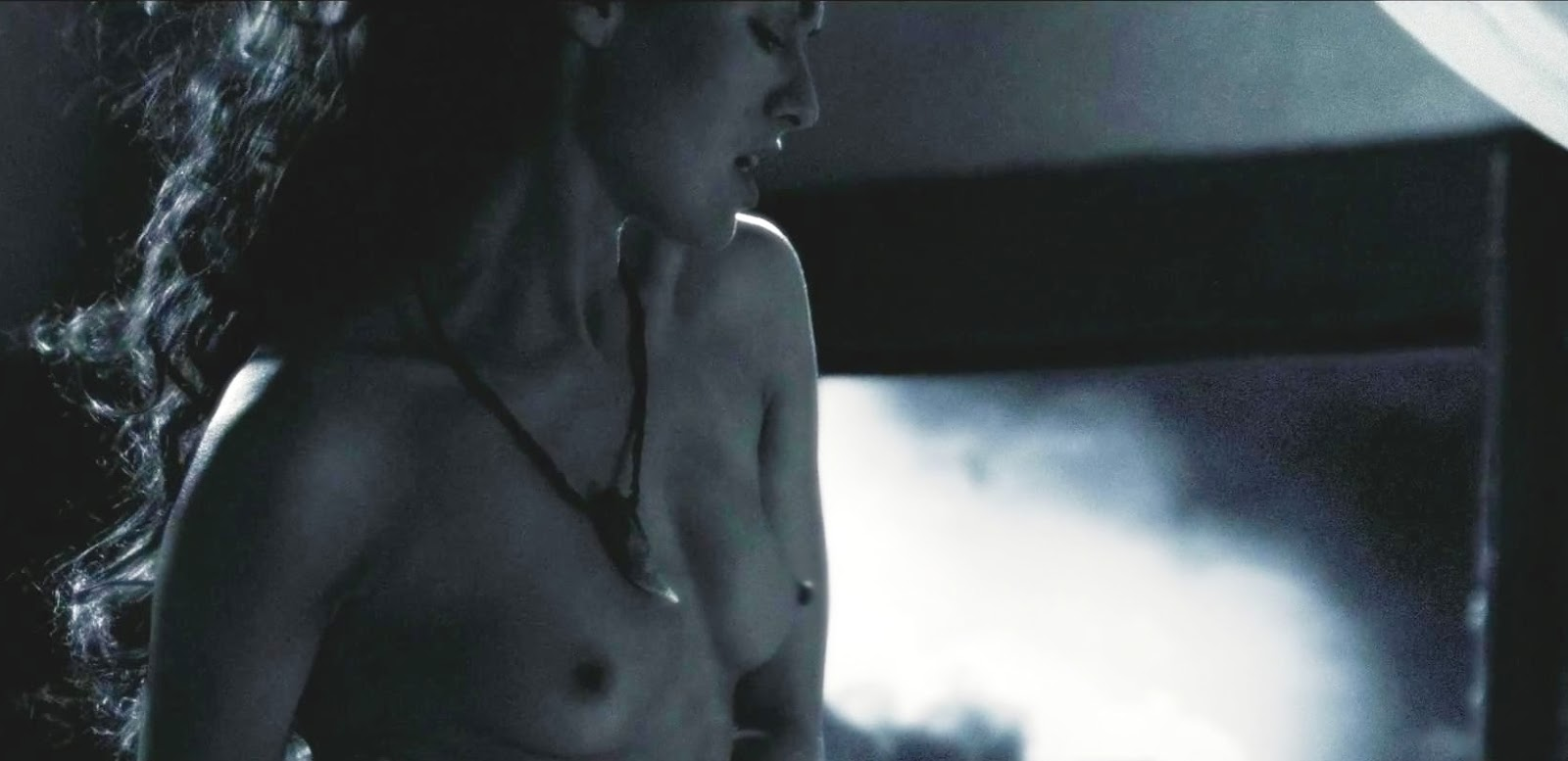 Sarah connor chronicles naked
