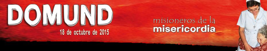 Domund - Jornada Mundial de las Misiones en España