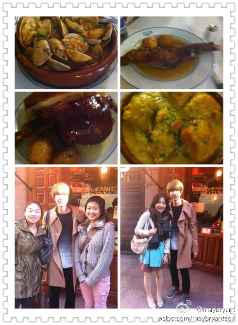 Kyuhyun & fans