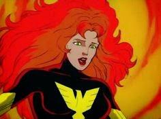 Fotograma X-Men serie-Fénix