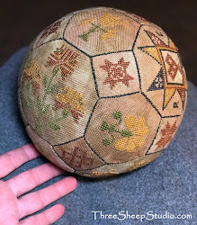 The Making Of A Quaker Ball...
