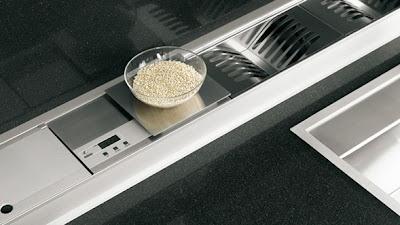 cocina moderna y ergonómica