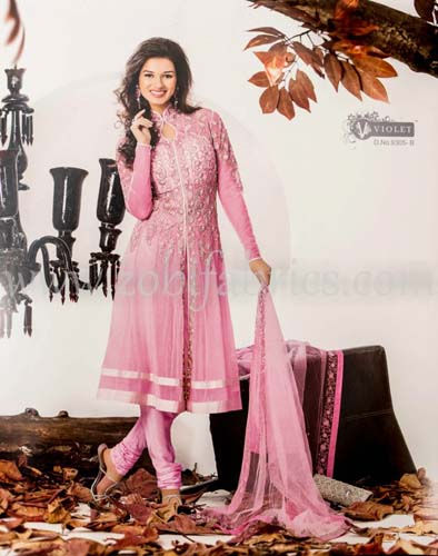 Zobi Fabrics Latest Party Wear Outfits Collection 2013 For girls Women 13 - Zobi Fabrics Latest Party Wear Outfits