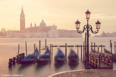 Tempat wisata terkenal di Venice Italia popular