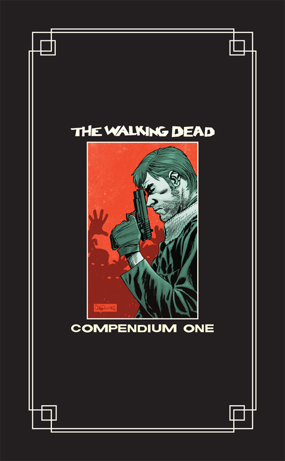Something to muse about the walking dead hardcover compendium