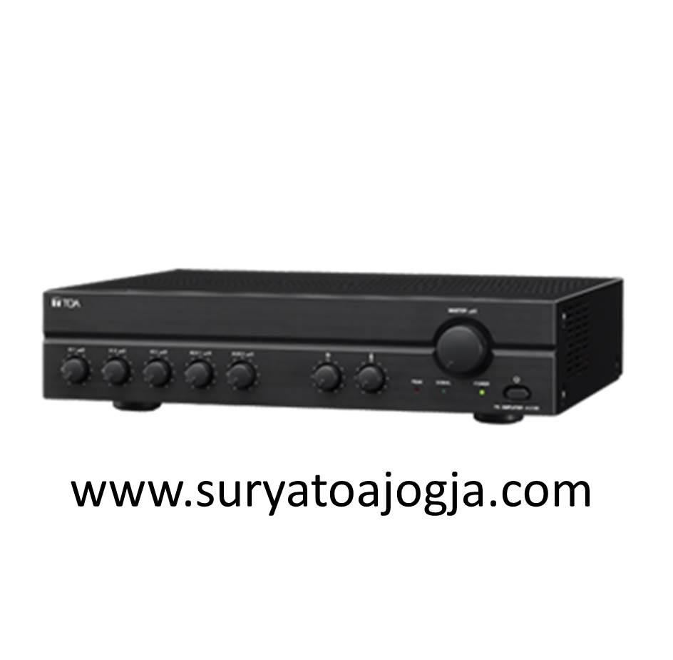 Amplifier Toa Za 2120 Speaker Zs 1030 062 Toko Bel Sekolah