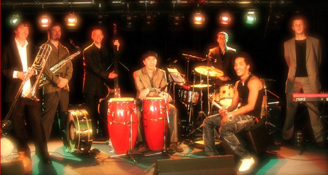 La Mama Live Salsa Band Mojito Performs August 31st