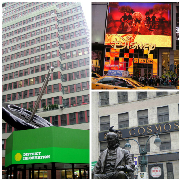 fashion district disney new york