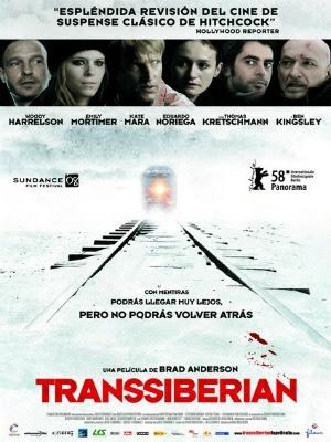 Chuyến Tàu Tội Phạm - Transsiberian - 2008