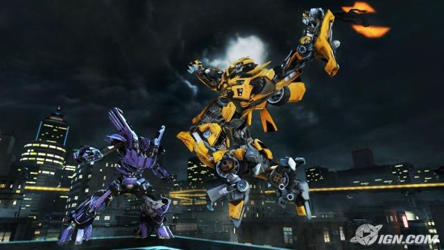 Transformers 2 Pc