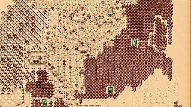 Zelda Sword Skills Mod mapa