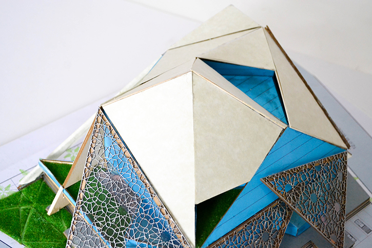 Craft A Doodle Doo Islamic Art and Culture Museum Proposal #design #architecture