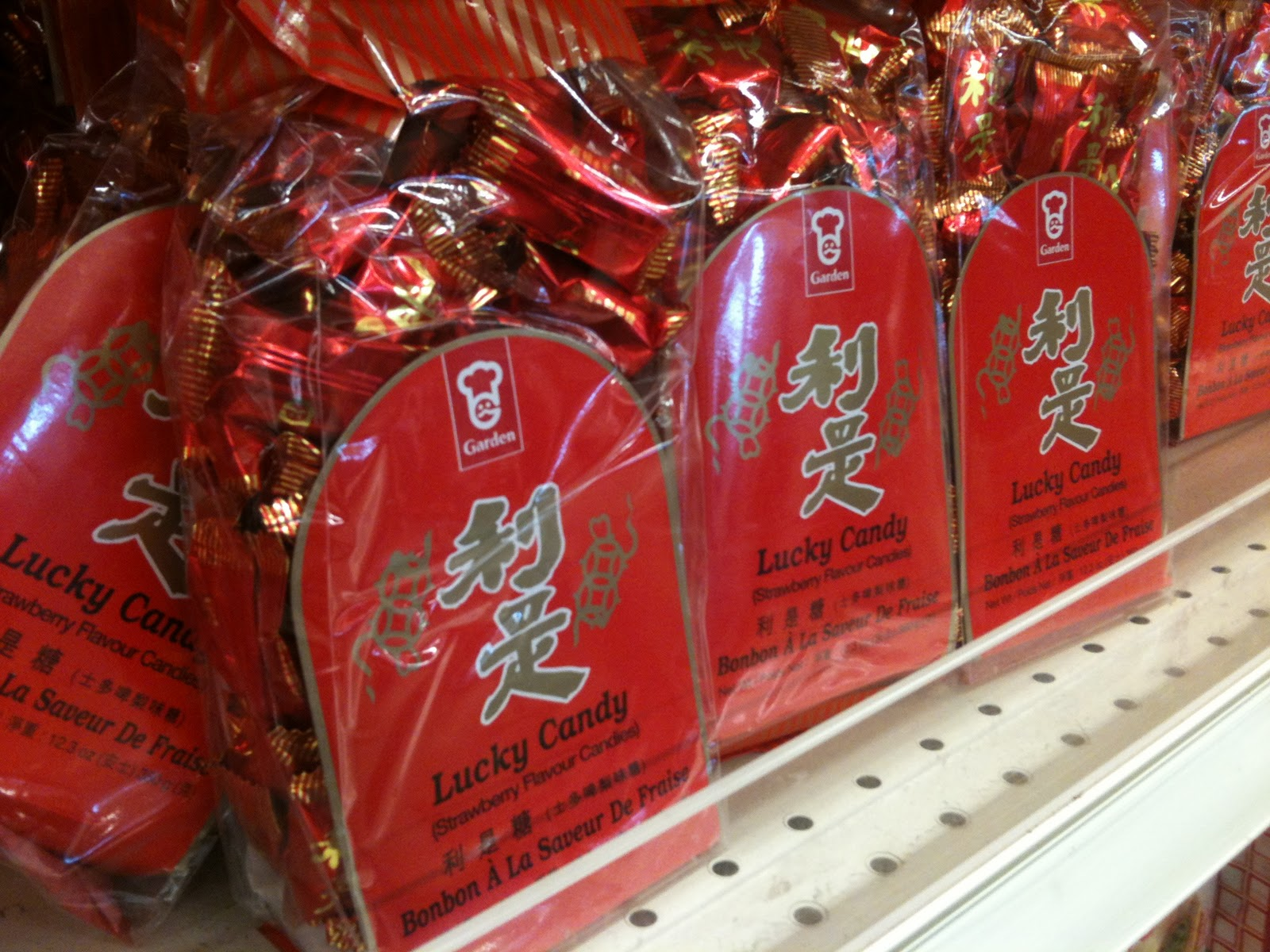 i might even buy these traditional lucky candies to share too my grandma always had these out lots of memories around these little candies - Chinese New Year Candy