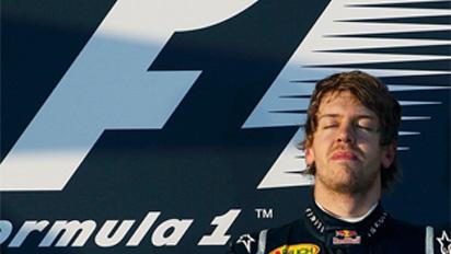Vettel  vence a primeira corrida do ano na F1 2011