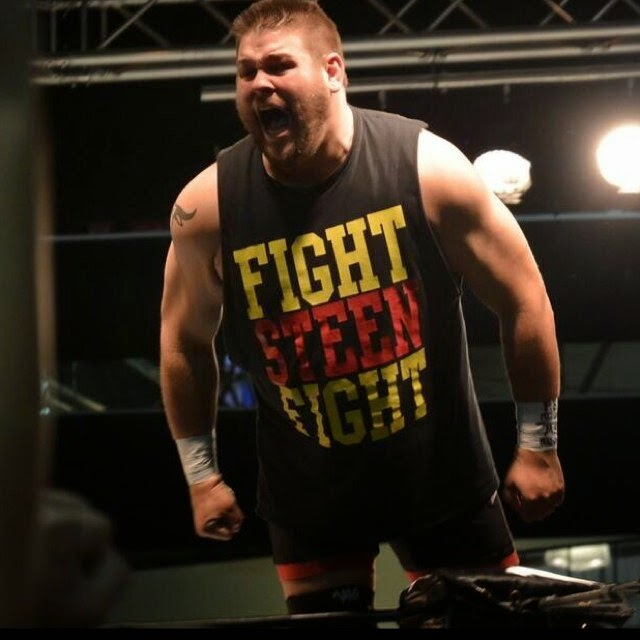 Kevin Steen WWE Signing 2014 Fight Kill Ring of Honor ROH